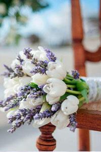Свадебный букет: гармоничная композиция для особого события