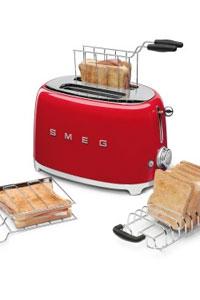 Тостеры Smeg итальянское качество и стильный дизайн