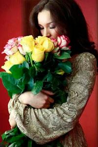Доставка цветов в Киеве дарит радость и любовь