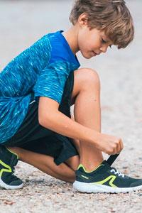 Как выбрать качественные кроссовки для ребенка