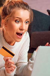 Как получить удовольствие от интернет-шопинга