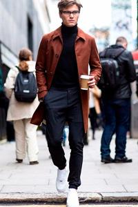 Фирменные мужские кроссовки