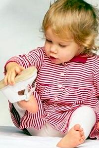 Какая детская обувь считается ортопедической?