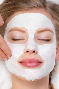 Альгинатные маски для лица