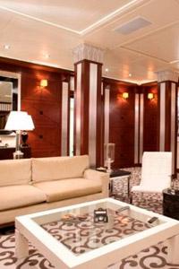 Дизайн спальни в стиле арт-деко поражает своей роскошью и оригинальностью
