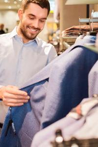 Организуем гардероб современного стильного мужчины