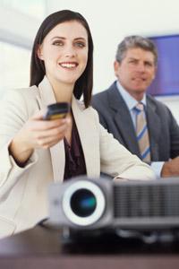 Видеопроектор - категории информационных проекторов