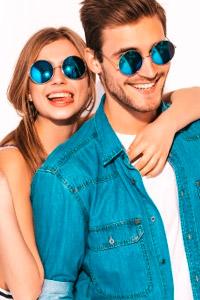 Выбираем женские солнцезащитные очки