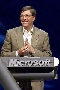 Билл Гейтс откажется от руководства Microsoft