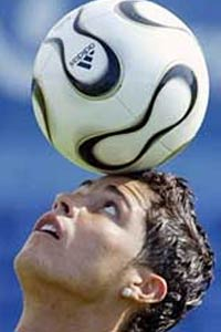Криштиану Роналдо - самый сексуальный футболист