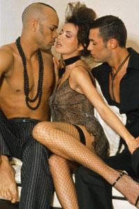 Танго втроем или любовь с двумя неизвестными
