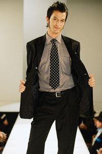 Мужская мода осень-зима 2006/2007