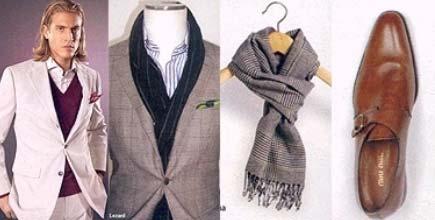 Мужская мода - особое направление!