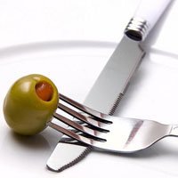 Половина порции - лучшая диета