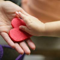 О том, как ребенок может позаботиться о маме