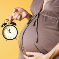 Поздняя беременность – признак эгоизма