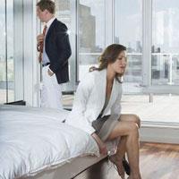 Как отличить женатого мужчину от неженатого?