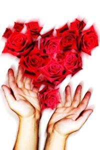 Язык цветов в подсознании мужчины