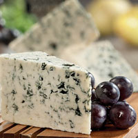 Благородный продукт: голубой сыр с плесенью