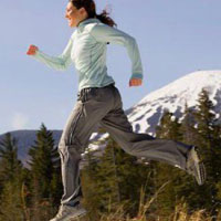 Аэробные тренировки формируют полноценный костный мозг