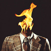 Диагноз: сгорел на работе