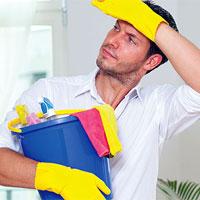 Муж-домохозяйка: бережет семейный очаг или..?