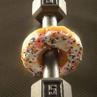 Комплекс упражнений для укрощения аппетита