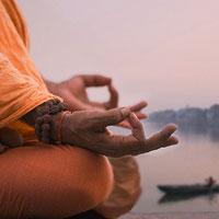 Медитация предупреждает развитие психических расстройств