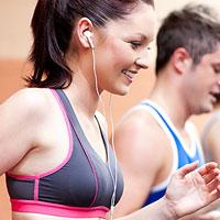 Стройным людям фитнес нужнее!