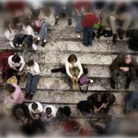 Синдром мегаполиса: одиночество в толпе