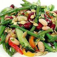 Овощная диета снижает риск развития полипов
