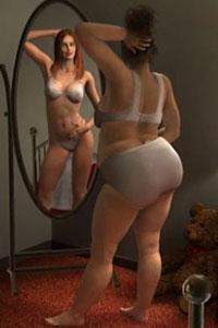 Важно одно: худой вы или толстый