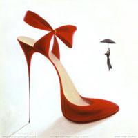 Проблемы с туфлями на высоком каблуке