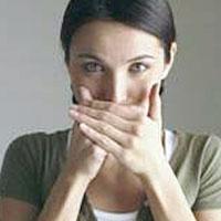 Домашние методы устранения запаха изо рта
