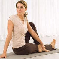 Йога-терапия для женщин