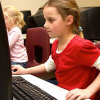Влияние компьютера на детское здоровье