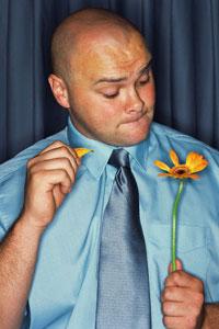 Симптомы LOVE-болезни у мужчин