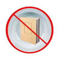 Чтение во время еды вредено для здоровья