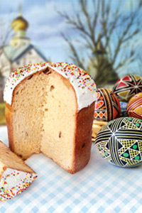 Традиции празднования Пасхи в Украине