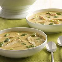 Суп из грибов для тех, кто соблюдает пост
