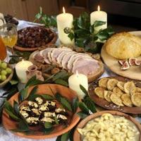 Пять необычных способов не переесть в праздник
