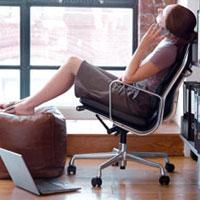 Здоровье позвоночника: проверьте правильно ли вы сидите за рабочим столом
