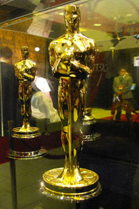 Вручены премии ''Оскар''
