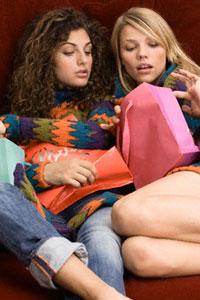 Женская дружба: ''за'' и ''против''