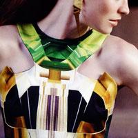 Модный принт: десять самых популярных трендов-2012
