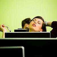 Эргономика рабочего места: упражнения для