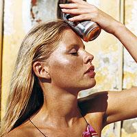 Солнечные недуги: первая помощь при носовых кровотечениях, тошноте, опрелостях
