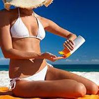 Солнцезащитный крем может вызвать рак