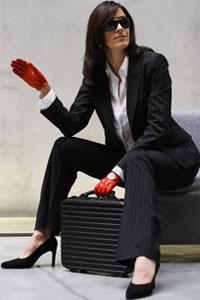 Брючный костюм основной элемент дресс–кода для деловой женщины