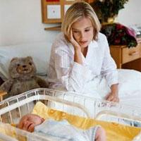 Взрослые матери в пять раз чаще страдают от депрессии